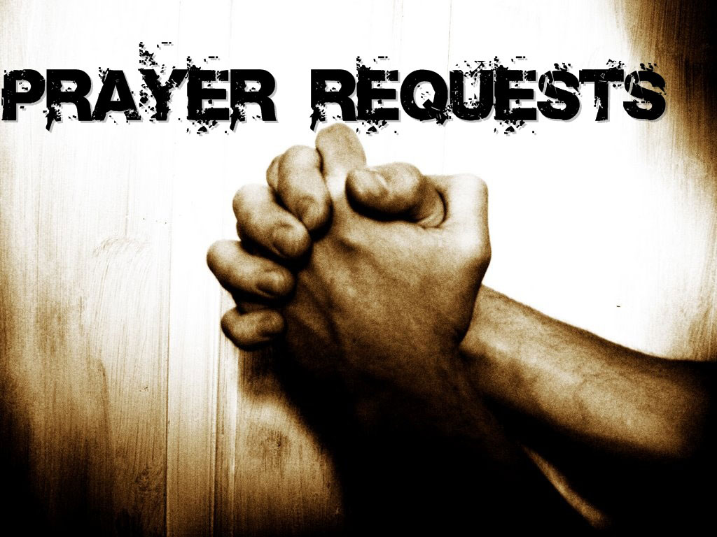 prayer requests optimized